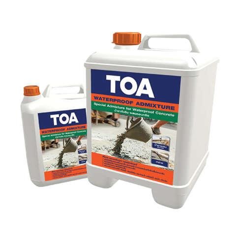 TOA WATERPROOF ADMIXTURE
