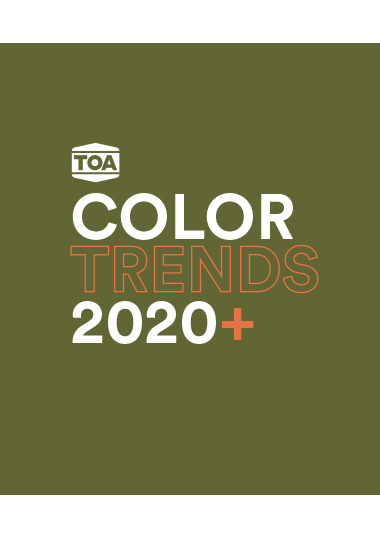TOA Color Trends 2020+