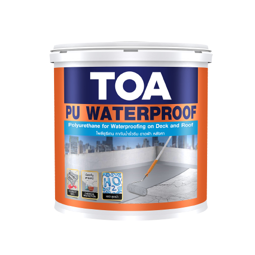 TOA PU WATERPROOF