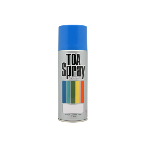 TOA Acrylic Lacquer Spray :  For Electronic Tools