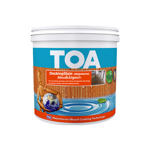 TOA DeckingStain Waterborne