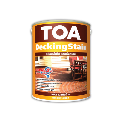 TOA DeckingStain